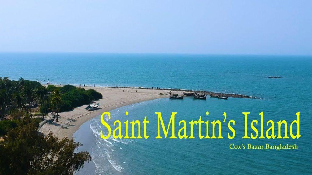 St. Martin's Island